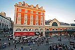 Edifício do Museu Ferroviário em Convent Garden. Londres. Inglaterra. 2008. Foto de Juca Martins.