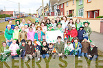 GROUP: The ballybunion Choir and dancers who took part in the St Patrick's Day Parade in Ballybunnion on Monday...   Copyright Kerry's Eye 2008