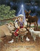 Dona Gelsinger, EASTER RELIGIOUS, paintings(USGE9720,#ER#) Ostern, religiös, Pascua, relgioso, illustrations, pinturas