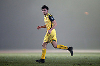 Joe Christou of Hornchurch during Chelmsford City vs AFC Hornchurch, BBC Essex Senior Cup Football at Melbourne Park on 4th February 2019