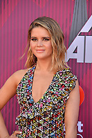 LOS ANGELES, CA. March 14, 2019: Maren Morris at the 2019 iHeartRadio Music Awards at the Microsoft Theatre.<br /> Picture: Paul Smith/Featureflash