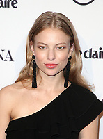 WEST HOLLYWOOD, CA - JANUARY 11: Danielle Lauder, at Marie Claire's Third Annual Image Makers Awards at Delilah LA in West Hollywood, California on January 11, 2018. Credit: Faye Sadou/MediaPunch