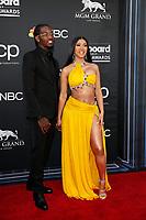 LAS VEGAS - MAY 1:  Offset, Cardi B at the 2019 Billboard Music Awards at MGM Grand Garden Arena on May 1, 2019 in Las Vegas, NV