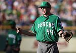 Arizona Diamondbacks' Paul Goldschmidt plays against the Chicago Cubs in Mesa, Ariz., on Thursday, March 17, 2016. The Cubs won 15-4. <br />Photo by Cathleen Allison