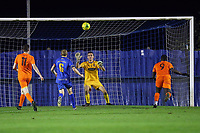 Jason Williams of Brentwood goes close during Romford vs Brentwood Town, Velocity Trophy Football at the Brentwood Centre on 8th October 2019