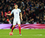 England's John Stones in action during the International friendly match at Wembley.  Photo credit should read: David Klein/Sportimage