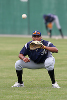 Aberdeen Ironbirds Pedro Beato during a NY-Penn League game at Dwyer Stadium on July 20, 2006 in Batavia, New York.  (Mike Janes/Four Seam Images)