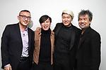 David Henry Hwang and Huang Ruo's M. BUTTERFLY OPERA Rehearsal at Asia Society 11/20/19