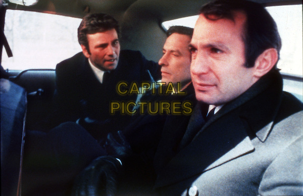 JOHN CASSAVETES, BEN GAZZARA & PETER FALK.in Husbands (1970) .(Husbands: A Comedy About Life, Death and Freedom).*Filmstill - Editorial Use Only*.CAP/STF/PEL.Supplied by Capital Pictures.
