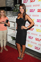 Melissa Gorga attends Self Magazine 'Rocks The Summer' at Kiss &amp; Fly in New York City. July 24, 2012 &copy; Diego Corredor/MediaPunch Inc. /NortePhoto.com<br />