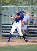 Tony Campana / AZL Cubs playing against the AZL Rangers at Fitch Park, Mesa - 07/31/2008..Photo by:  Bill Mitchell/Four Seam Images