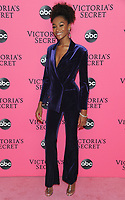 NEW YORK, NY - DECEMBER 02: Cheyenne Maya Carty attends the Victoria's Secret Viewing Party at Spring Studios on December 2, 2018 in New York City. <br /> CAP/MPI/JP<br /> &copy;JP/MPI/Capital Pictures