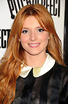 HOLLYWOOD, CA - SEPTEMBER 24: Bella Thorne attends the 'Pitch Perfect' - Los Angeles Premiere at ArcLight Hollywood on September 24, 2012 in Hollywood, California.