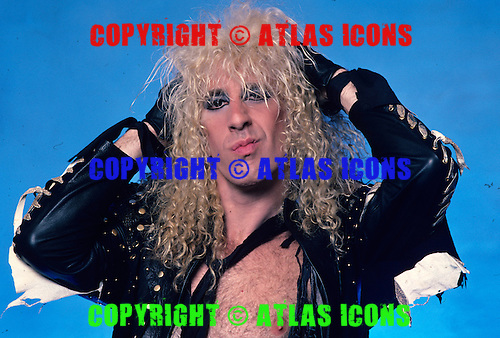 Twisted Sister; 1986<br /> Photo Credit: Eddie Malluk/Atlas Icons.com