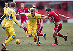 Aberdeen v St Johnstone&hellip;31.03.18&hellip;  Pittodrie    SPFL<br />
