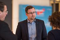 AfD im Bundestag.<br /> Im Bild: Sebastian Muenzenmaier. Er soll wird Vorsitzender des Tourismus-Ausschusses im Bundestag werden. Muenzenmaier wurde 2017 vom Amtsgericht Mainz zu einer sechsmonatigen Freiheitsstrafe auf Bewaehrung verurteilt. Das Gericht sah es als erwiesen an, dass er sich bei einem Angriff von Hooligans des 1. FC Kaiserslautern auf Anhaenger von Mainz 05 der Beihilfe zur gefaehrlichen Koerperverletzung schuldig gemacht hat.<br /> 30.1.2018, Berlin<br /> Copyright: Christian-Ditsch.de<br /> [Inhaltsveraendernde Manipulation des Fotos nur nach ausdruecklicher Genehmigung des Fotografen. Vereinbarungen ueber Abtretung von Persoenlichkeitsrechten/Model Release der abgebildeten Person/Personen liegen nicht vor. NO MODEL RELEASE! Nur fuer Redaktionelle Zwecke. Don't publish without copyright Christian-Ditsch.de, Veroeffentlichung nur mit Fotografennennung, sowie gegen Honorar, MwSt. und Beleg. Konto: I N G - D i B a, IBAN DE58500105175400192269, BIC INGDDEFFXXX, Kontakt: post@christian-ditsch.de<br /> Bei der Bearbeitung der Dateiinformationen darf die Urheberkennzeichnung in den EXIF- und  IPTC-Daten nicht entfernt werden, diese sind in digitalen Medien nach §95c UrhG rechtlich geschuetzt. Der Urhebervermerk wird gemaess §13 UrhG verlangt.]