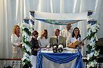 Hebrew Wizards Rosh Hashonah service led by founder/spiritual leader Deborah Salomon, Cantor Kenneth Cohen,pianist Jon Cobert, and guitarist/singer Lizzie Peress-Swan.