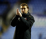Luke Freeman of Sheffield Utd applauds the fans during the FA Cup match at the Madejski Stadium, Reading. Picture date: 3rd March 2020. Picture credit should read: Simon Bellis/Sportimage