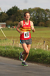 2010-10-17 Abingdon Marathon 13 course SB