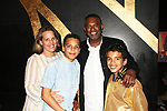 "All My Children's William Christian ""Derek Frye"" along with his family - wife Gail and sons Sam and Orlando have been on a cross country trip by car from LA to NYC and then will be heading back where they will be attending a wedding in Denver and many other places.  (Photo by Sue Coflin/Max Photo)"