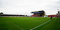 A general view of Sincil Bank, home of Lincoln City<br /> <br /> Photographer Andrew Vaughan/CameraSport<br /> <br /> The EFL Sky Bet League One - Lincoln City v Sunderland - Saturday 5th October 2019 - Sincil Bank - Lincoln<br /> <br /> World Copyright © 2019 CameraSport. All rights reserved. 43 Linden Ave. Countesthorpe. Leicester. England. LE8 5PG - Tel: +44 (0) 116 277 4147 - admin@camerasport.com - www.camerasport.com