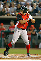 Cody Johnson ---  At the annual California League-Carolina League all-star game at the Diamond in Lake Elsinore, CA - 06/23/2009. The game was won by the California League, 2-1, on a walk-off homerun by Lancaster's Jon Gaston..Photo by:  Bill Mitchell/Four Seam Images