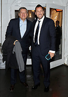 December 02, 2019Ted Sarandos, Adam Sandler attend 29th Annual IFP Gotham Awards 2019 at Cipriani Wall Street in New York.December 02, 2019. Credit:RW/MediaPunch