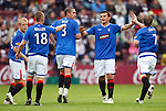 Lee McCulloch takes the acclaim for his goal