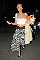 Sinead Harnett at the Fendi Reloaded capsule collection launch party, Lost Rivers, Leake Street, London, England, UK, on Thursday 12 April 2018.<br /> CAP/CAN<br /> &copy;CAN/Capital Pictures