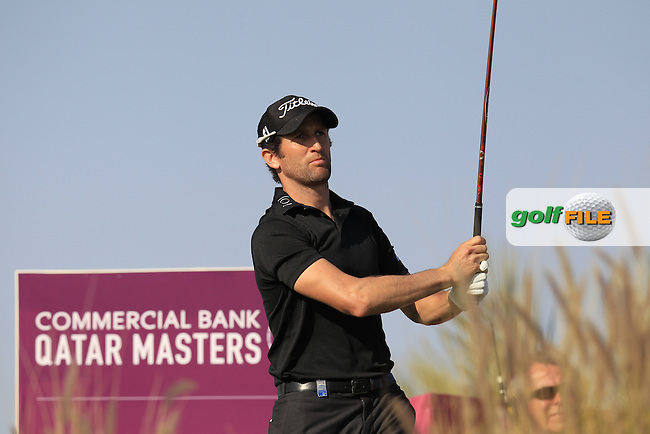 \{prsn}\ during Saturday's Final Round of the 2015 Commercial Bank Qatar Masters held at Doha Golf Club, Doha, Qatar.: Picture Eoin Clarke, www.golffile.ie: 1/24/2015