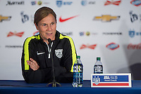 USWNT Media Day, May 27, 2015