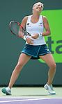 Timea Bacsinszky (SUI) defeats Agnieszka Radwanska (Pol) by 2-6, 6-4, 6-2