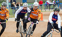 Cycle Speedway - Ipswich v Sheffield - 19th April 2015