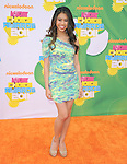 Ashley Argota attends The 24th Annual Kids' Choice Awards held at USC's Galen Center in Los Angeles, California on April 02,2011                                                                               © 2010 DVS / Hollywood Press Agency