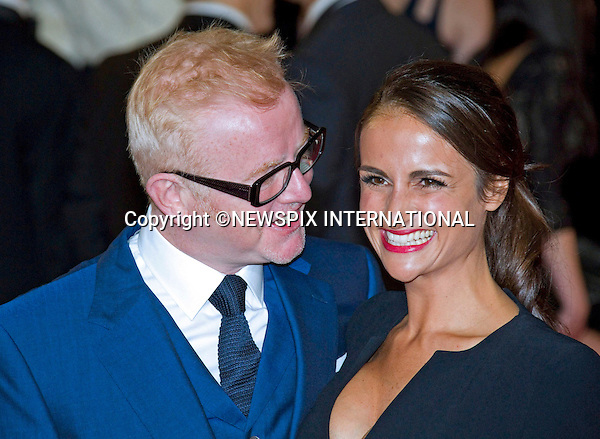 "CHRIS EVANS AND NATASHA SHISHMANIAN.attends the World Premiere of the twenty-third 007 adventure, ""Skyfall"", Royal Albert Hall, London_23/10/2012.Mandatory Credit Photo: ©Butler/NEWSPIX INTERNATIONAL..**ALL FEES PAYABLE TO: ""NEWSPIX INTERNATIONAL""**..IMMEDIATE CONFIRMATION OF USAGE REQUIRED:.Newspix International, 31 Chinnery Hill, Bishop's Stortford, ENGLAND CM23 3PS.Tel:+441279 324672  ; Fax: +441279656877.Mobile:  07775681153.e-mail: info@newspixinternational.co.uk"