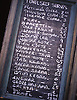 A cafe menu board in Istanbul, Turkey. © Kevin J. Miyazaki/Redux