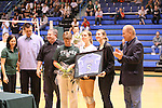 Images from the final home game of the season for the 2009 Tulane Women's Volleyball team. Tulane defeated UTEP 3-0 at Fogelman Arena.  The game marked the final home game for 5 seniors.