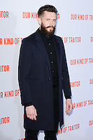 "Grigoriy Dobrygin<br /> poses at the Washington Hotel before the premiere of ""Our Kind of Traitor"" held at the Curzon Mayfair, London<br /> <br /> <br /> ©Ash Knotek  D3113 05/05/2016"