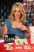 May 22, 2012 Jane Krakowski predicts that great hair will lead to your ?BEST NIGHT EVER? as part of a new TV vignettes sponsored by CLEAR SCALP & HAIR THERAPY, a premium line of shampoos and conditioners that nourish the scalp and create the right foundation for strong, beautiful hair.C & C Studios in New York City. © RW/MediaPunch Inc.