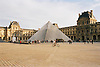 The Lourve Pyramid