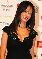 Giornate Professionali del Cinema 2014   <br />   Maria Grazia  Cucinotta attends at photocall for the movie &quot;Nomi e Cognomi i &quot; during the professional days of cinema in Sorrento december 02 , 2014                         Giornate Professionali del Cinema 2014
