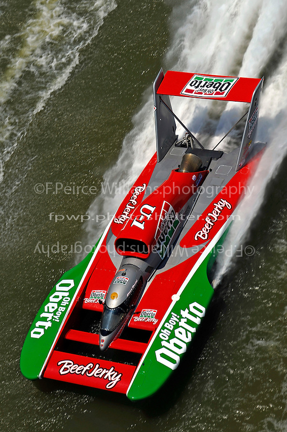 "Steve David, U-1 ""Oh Boy! Oberto"""