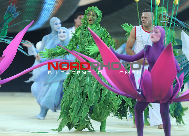 2014 Fifa World Cup opening ceremony at the Arena Corinthians in Sao Paulo<br /> <br /> Foto &copy;  nph / PIXSELL / Sajin Strukic