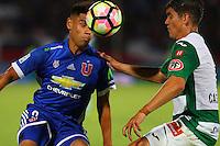 Futbol 2017 Clausura Universidad de Chile vs Deportes Temuco