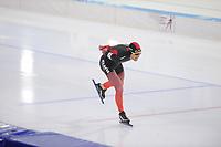 SCHAATSEN: HEERENVEEN: 29-10-2017, IJsstadion Thialf, KPN NK Afstanden, Erik Jan Kooiman, ©foto Martin de Jong