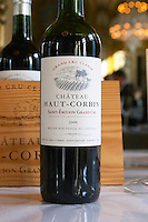 chateau haut corbin 2006 saint emilion bordeaux france