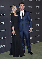 LOS ANGELES, CA. October 29, 2016: Model/actress Kate Upton &amp; MLB player Justin Verlander at the 2016 LACMA Art+Film Gala at the Los Angeles County Museum of Art.<br /> Picture: Paul Smith/Featureflash/SilverHub 0208 004 5359/ 07711 972644 Editors@silverhubmedia.com