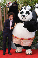 Radzi Chinyanganya<br /> arriving for the &quot;Kung Fu Panda 3&quot; European premiere at the Odeon Leicester Square, London<br /> <br /> <br /> &copy;Ash Knotek  D3093 06/03/2016