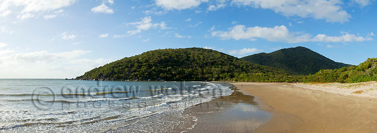 Beach at Cherry Tree Bay.  Cooktown, Queensland, Australia