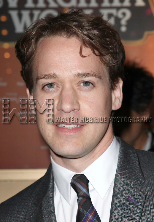 TR Knight attending the Opening Night Performance of Edward Albee's 'Who's Afraid of Virginia Woolf?' at the Booth Theatre on October 13, 2012 in New York City.